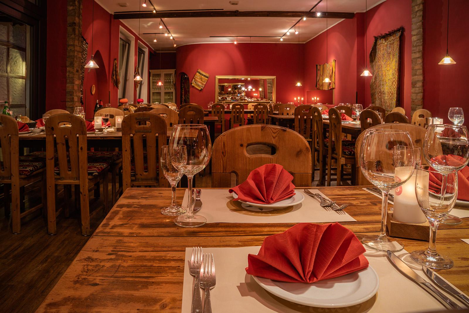 Alaturka Restaurant Wuppertal großer Raum